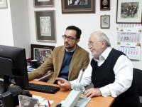 Дигитализиране на клиничната диатека на проф. Кавлаков (ноември 2014)