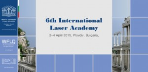 6th International Laser Academy - 2015