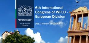 VI Международен Конгрес на WFLD-ED – 2017