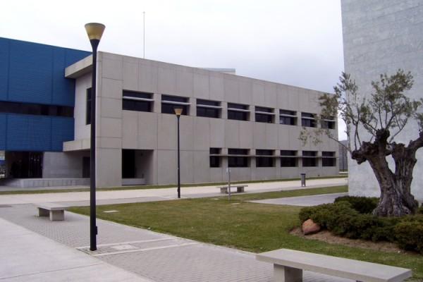 Кампусът на Rey Juan Carlos Universiy в Мадрид (февруари 2011)