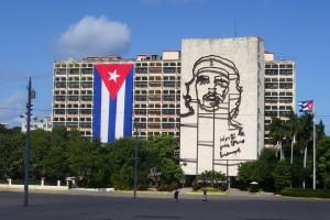 Escultórico del Che Guevara (Plaza de la Revolución)