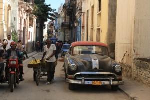 Из улиците на Стара Хавана