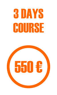 3 Days Course Fee