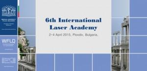 6th International Laser Academy - 2015