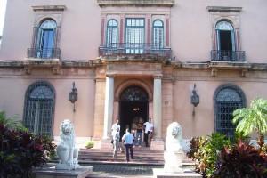 Сграда във Vedado в колониален стил